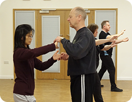 Find Out More About Berkshire Tai Chi Classes